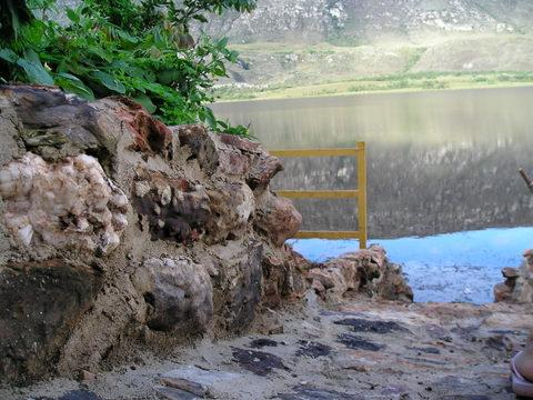 16 Chalé da Lagoa- Acesso a lagoa