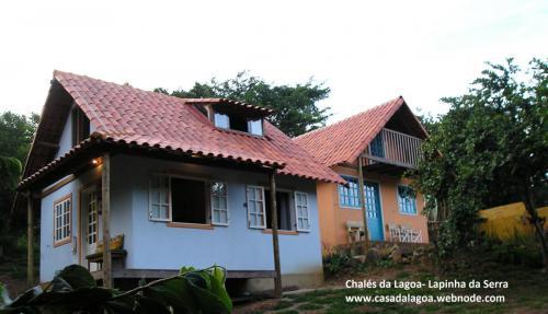 Chalé Azul e Chalé Alaranjado (1)